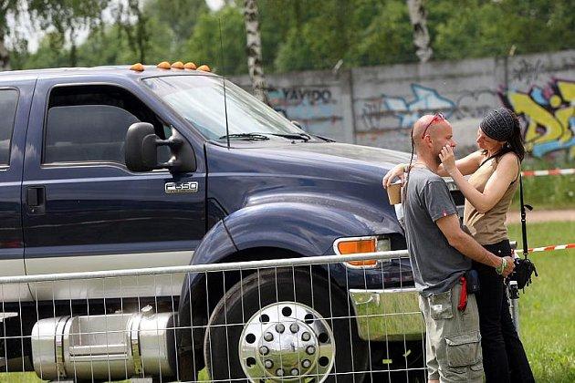 Festivalpark na hradeckém letišti hostil první ročník festivalu American Hot Wheels o víkendu 22. - 23. května 2010.