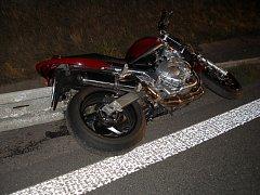 Tragická dopravní nehoda u Trotiny si vyžádala dva lidské životy.