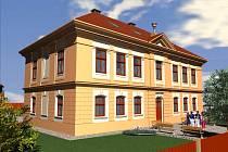 Zchátralý objekt bývalé školy v Černilově se stává spolkovým domem