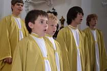 Boni pueri se objeví v holywoodském filmu.