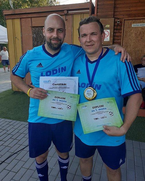 Turnaj Zaměstnanecké ligy Deníku vHradci na Háječku se vydařil.