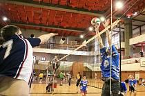 Z prostředí Mizuno Amatérské volejbalové ligy.