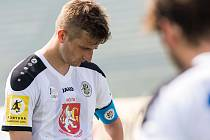 Fotbalová Fortuna národní liga: FC Hradec Králové - SFC Opava.