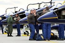 Breitling Jet Team, letouny L-39