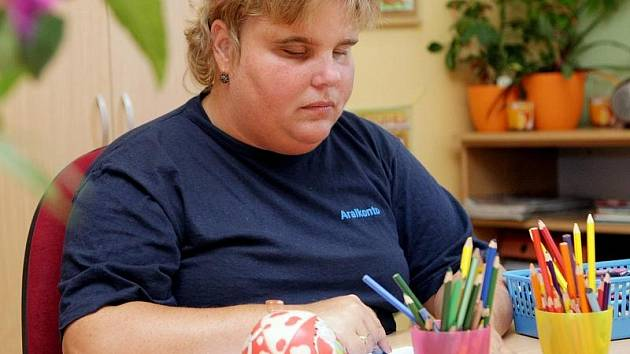 Denní stacionář pro osoby se zdravotním postižením Daneta.