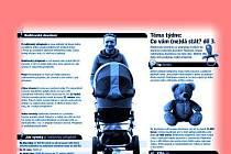 Infografika, rodičovský příspěvek