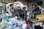 Komunální odpad. Ilustrační foto.