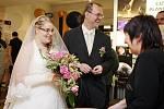 Svatbu na magické datum 11. 11. 2011 si naplánoval známý amatérský astronom Martin Lehký.