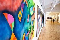 Galerie moderního umění v Hradci Králové.