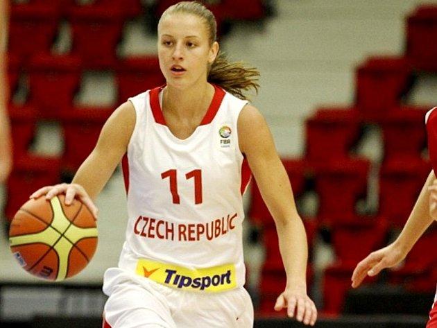 Kateřina Elhotová.