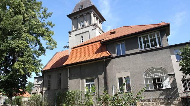 Evangelický kostel v Hradci Králové