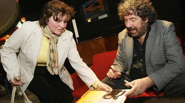 Den učitelů 25. března 2010 oslavil i Zdeněk Troška, filmový a pohádkový režisér.