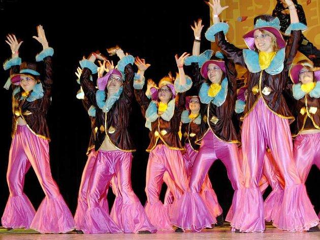 Festival dětského tance