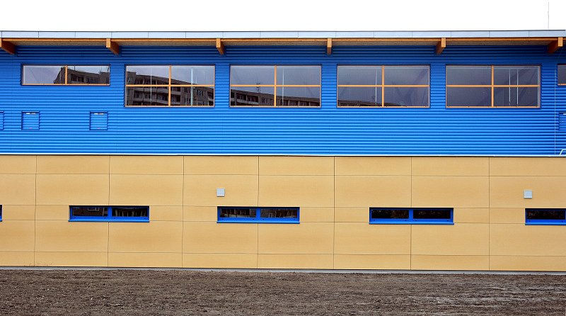 Hradec má novou sportovní halu za sedmdesát milionů korun. Nové sportoviště v hradecké čtvrti Třebeš začne sloužit od května letošního roku. V objektu lidé kromě hřiště pro všechny halové sporty a zázemí najdou tribunu pro 300 diváků.