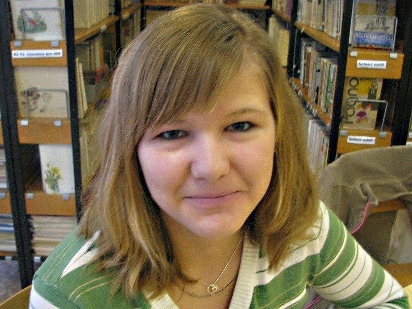 Zuzana Zörnerová, 15 let