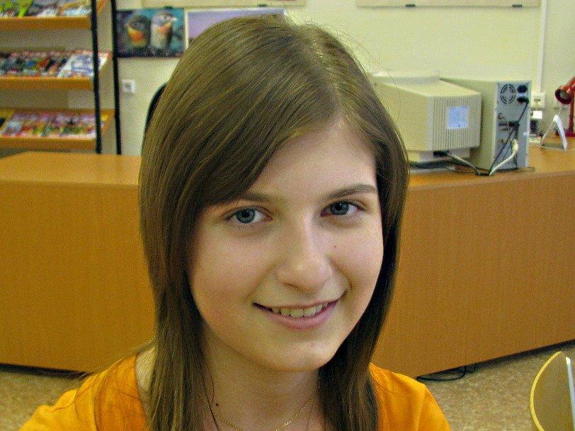 Tereza Bartošová, 15 let