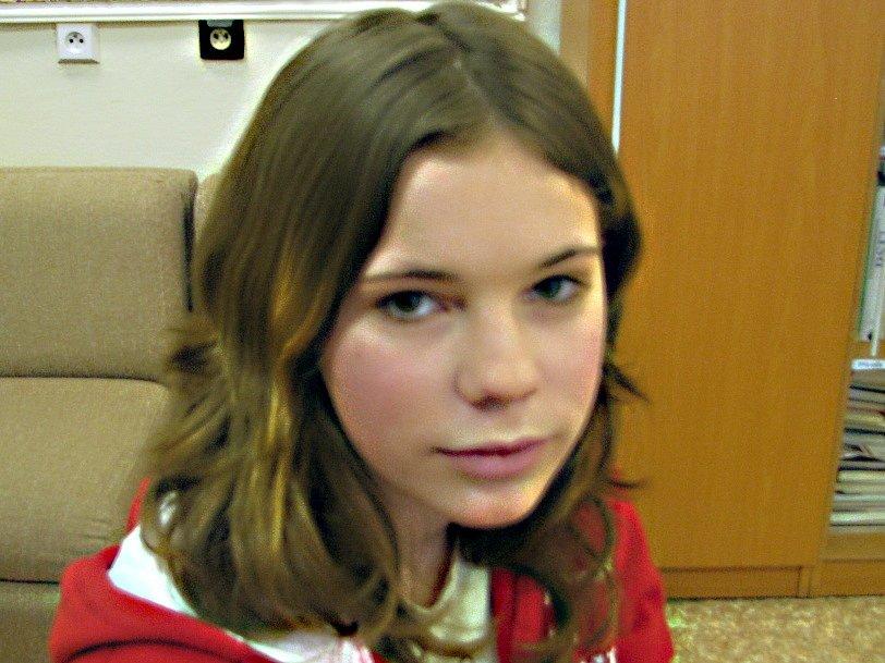 Štěpánka Kovářová, 14 let