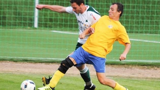Krajská fotbalová I. A třída: Kunčice - Roudnice.