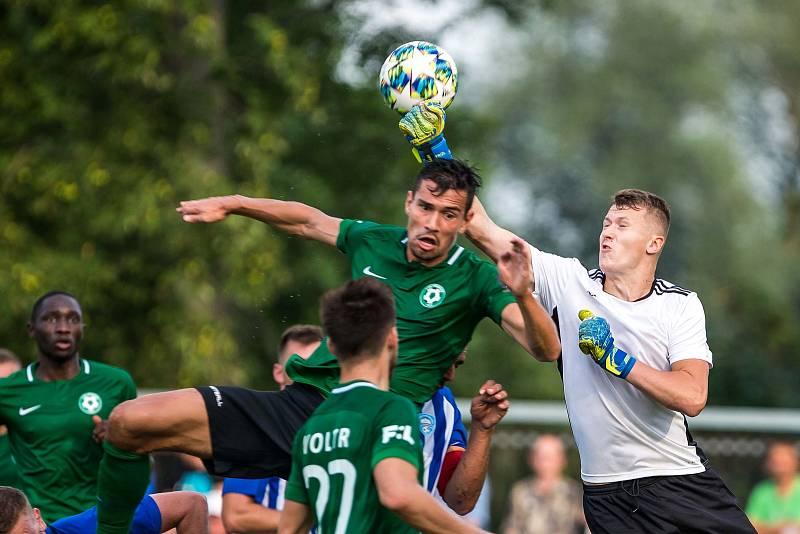 Fotbalový MOL CUP: FK Chlumec nad Cidlinou - 1.FK Příbram.
