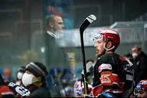 Hokejisté Hradce ve druhém přípravném zápase roznesli Olomouc.