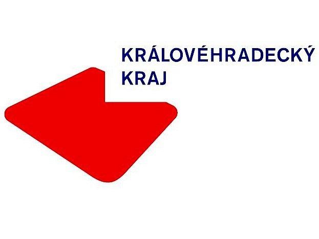 Logo Královéhradeckého kraje.