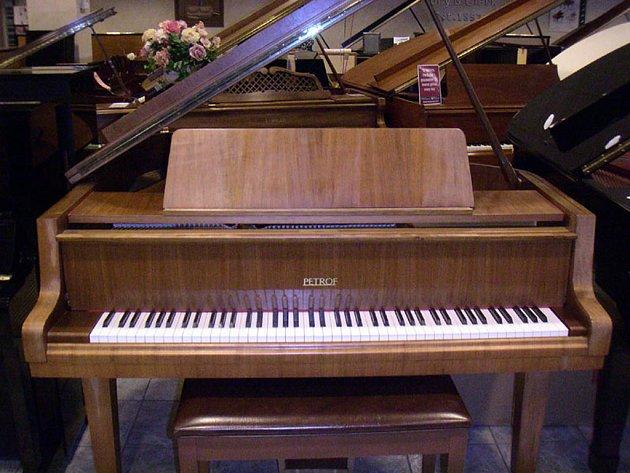 Piana Petrof, nástroje světové kvality