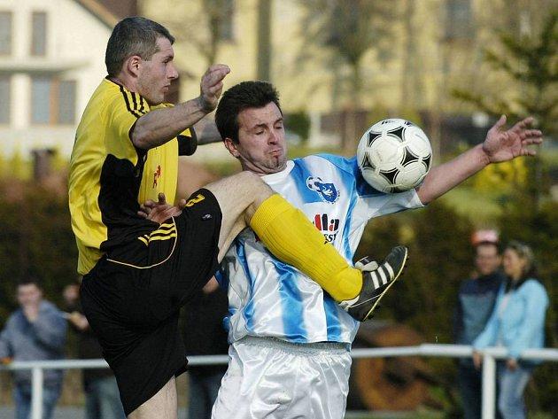 fotbal, krajský přebor Olympia - Nový Bydžov