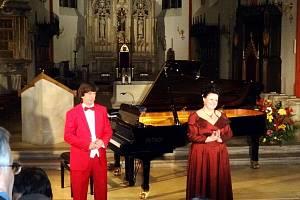 Adventní koncert v katedrále.