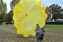 Hradecká drakiáda 2008