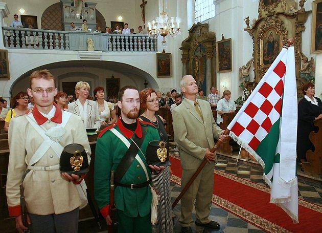 Oslavy výročí 770 let od první písemné zmínky o obci Hořiněves