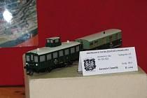 Jubileum klubu železničních modelářů.