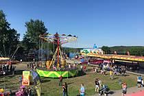 Na Gothardu v Hořicích o víkendu slaví pouť.