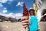 K létu patří zmrzlina.