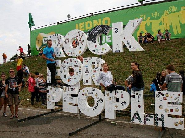 Rock for People vHradci Králové.