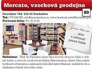 Mercato, vzorková prodejna