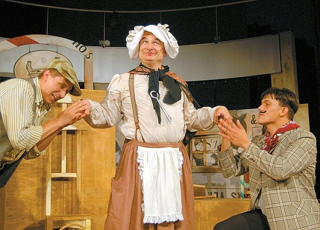 Brněnské Divadlo Radost - Lumpacivagabundus
