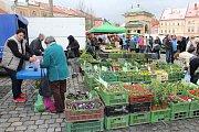 Jarní trhy v Jičíně.