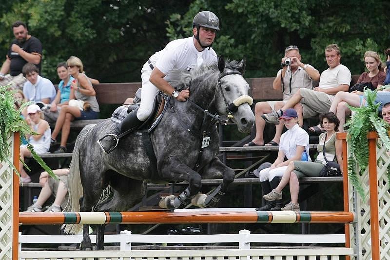 Jezdecký klub v Malšovicích hostil třídenní závody.