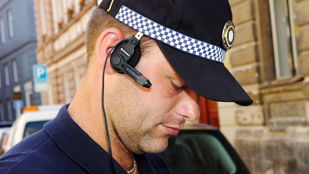 Minikamery městské policie