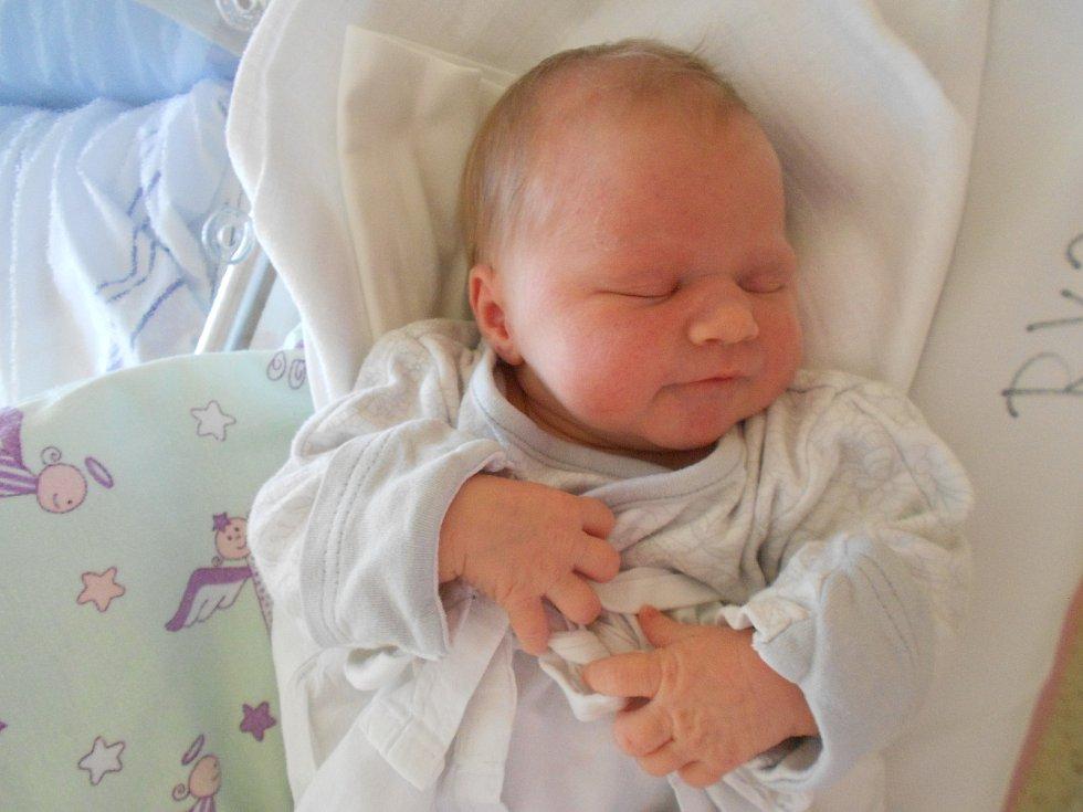 ADÉLA POMEZNÁ se narodila 20. července v 0.20 hodin. Měřila 49 cm a vážila 2900 g. Potěšila své rodiče Petru a Lukáše Pomezné z Rychnova nad Kněžnou. Doma se těší sourozenci Lukášek a Kristýnka. Tatínek přijel až když bylo po porodu, byla to rychlá jízda.