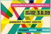 Studentský filmový festival.