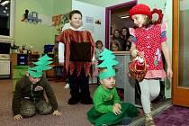 Děti v Prointepu zazpívaly rodičům