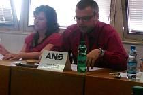 Václav Víška (lídr ANO 2011 v Hradci Králové).
