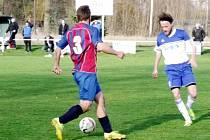 Krajská fotbalová I. B třída, skupina E: TJ Sokol Malšovice - TJ Lokomotiva Hradec Králové.