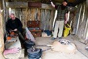 """Archeologové představují """"keltské železárny"""""""