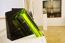 Výstava nazvaná Východočeský výtvarný salon v královéhradecké Galerii Na Hradě.