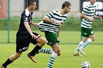 V první polovině srpna 2014 se konal naposledy fotbalový zápas Olympia - FC Hradec.
