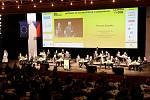 V Hradci Králové v kongresovém centru Aldis  začal 4. dubna  14. Ročník konference ISSS – internet ve státní správě a samosprávě.
