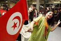 Města v Tunisku dnes - výstava v Knihovně města Hradec Králové.