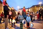 Město plné lampionů - tradiční akce v Hradci Králové.